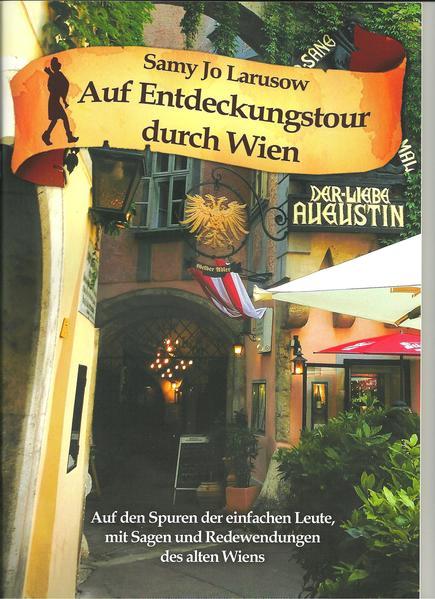 Auf Entdeckungstour durch Wien - Coverbild