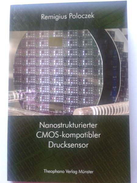 Nanostrukturierter CMOS-kompatibler Drucksensor - Coverbild