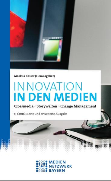 Innovation in den Medien - Coverbild