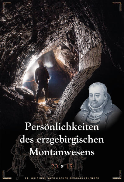Persönlichkeiten des erzgebirgischen Montanwesens - Coverbild