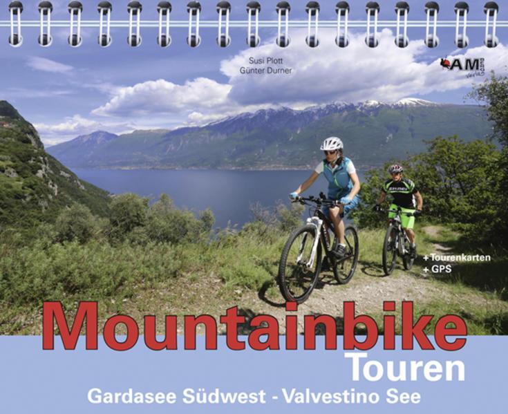 Mountainbike Touren Gardasee Südwest - Valvestino See - Coverbild