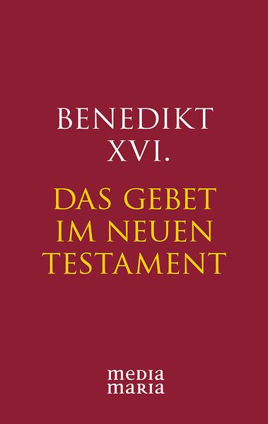 Das Gebet im Neuen Testament - Coverbild