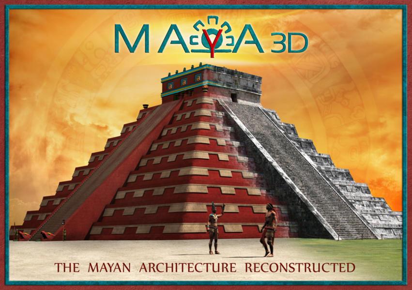 MAYA3D - Coverbild