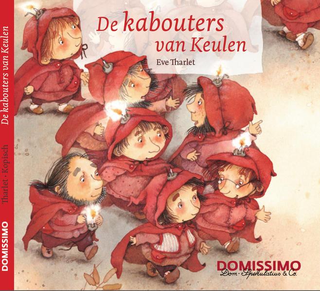 De kabouters van Keulen - Coverbild