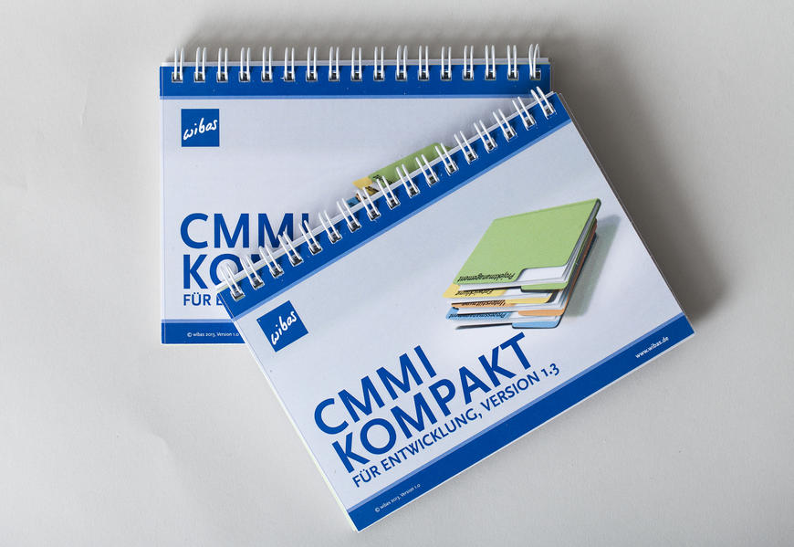 CMMI Kompakt - Coverbild
