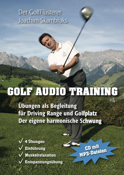 Golf Audio Training - Coverbild