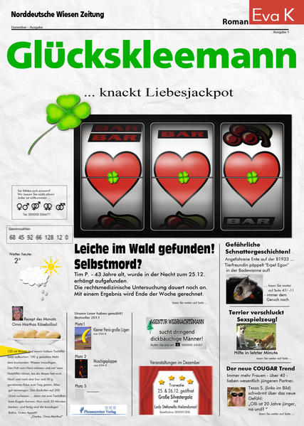 Glückskleemann - Coverbild