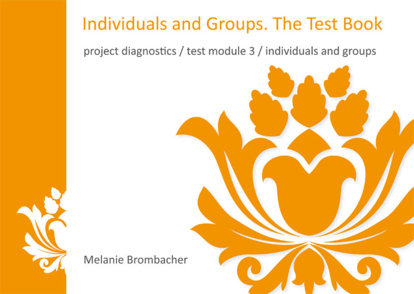 Individuals and Groups. The Test Book - Coverbild