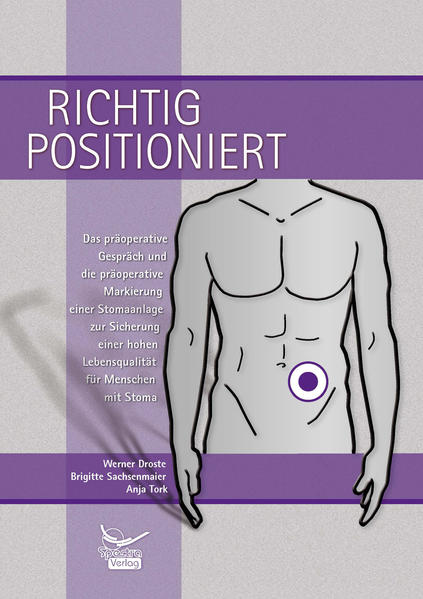 Richtig positioniert - Coverbild