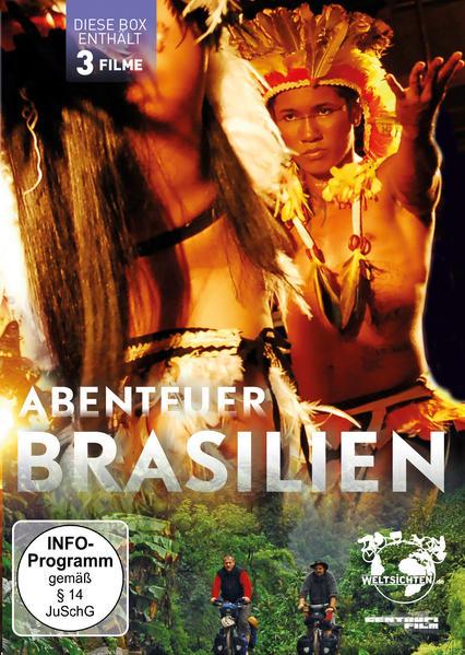 Abenteuer Brasilien - Coverbild