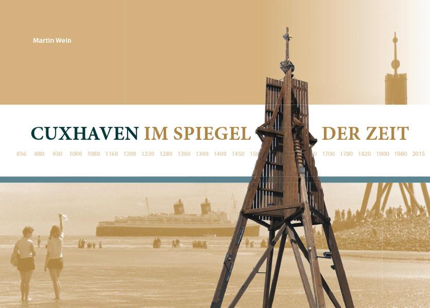 Cuxhaven im Spiegel der Zeit - Coverbild