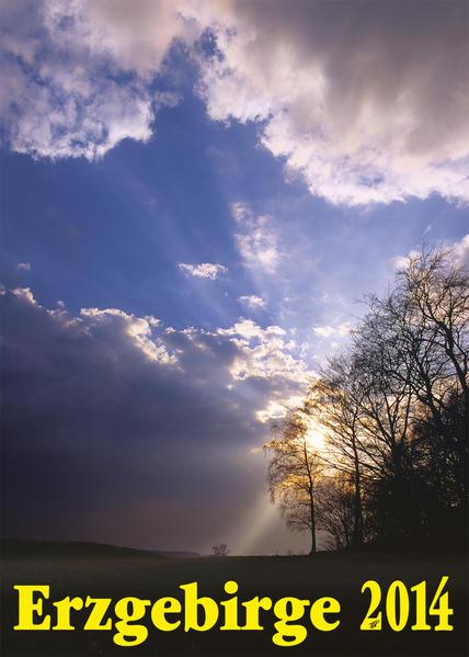 Erzgebirge 2014 - Coverbild