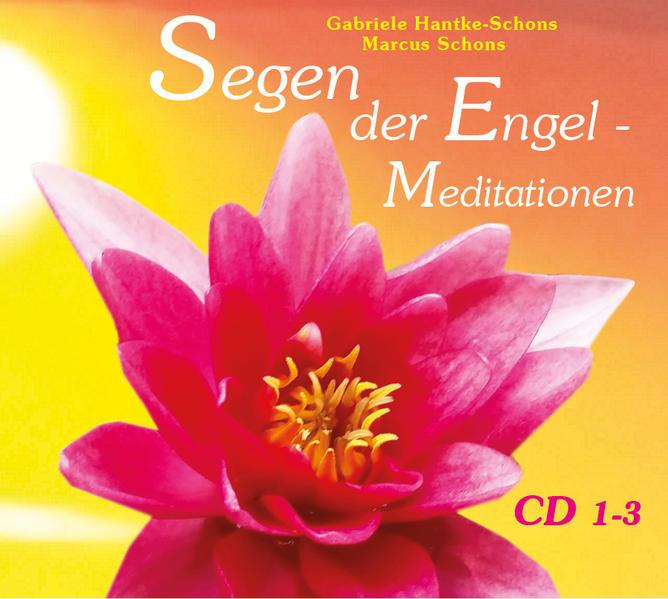 Segen der Engel . Meditationen - Coverbild