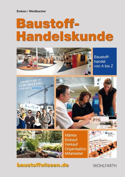 Baustoff-Handelskunde - Coverbild