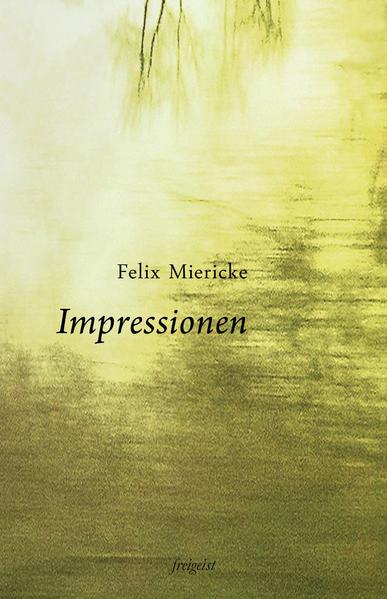 Impressionen - Coverbild