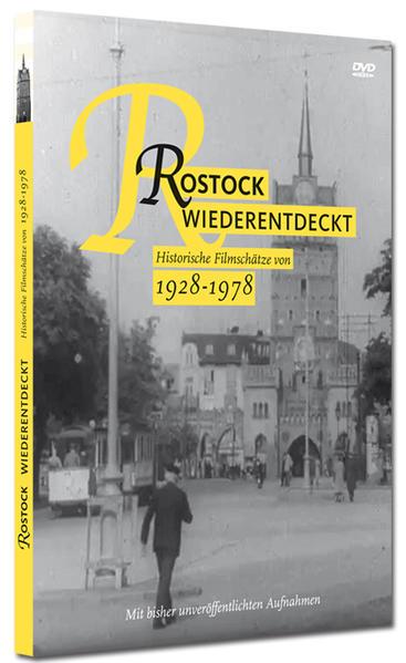 Rostock wiederentdeckt - Coverbild