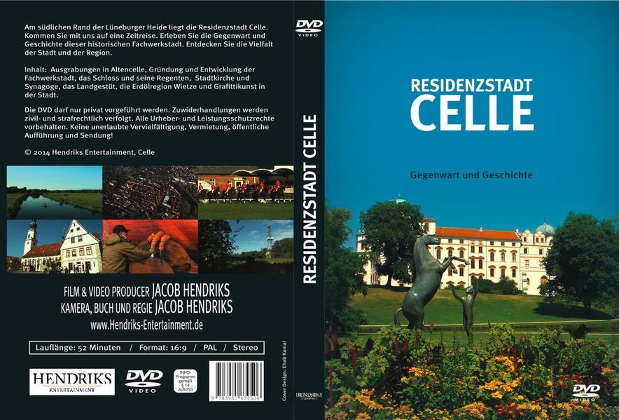 Residenzstadt Celle - Coverbild