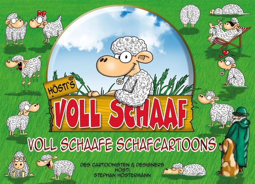 Voll Schaaf - Coverbild