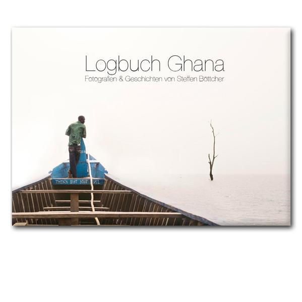 Logbuch Ghana - Coverbild