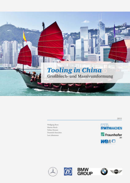 Tooling in China - Coverbild