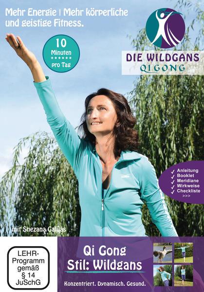 Qigong DVD Stil: Wildgans Typ 1 - Coverbild