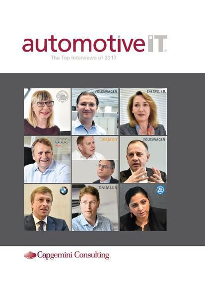 Automotive 4.0 - The Digital Revolution - Coverbild