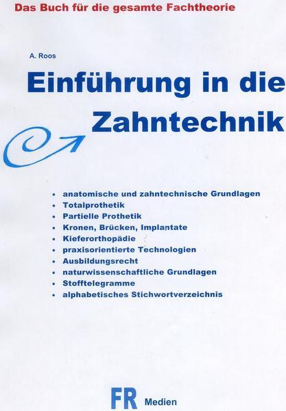 Einführung in die Zahntechnik - Coverbild