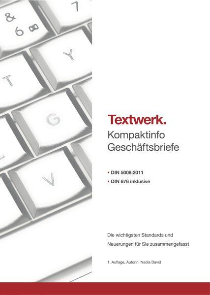 Kompaktinfo Geschäftsbriefe - Coverbild