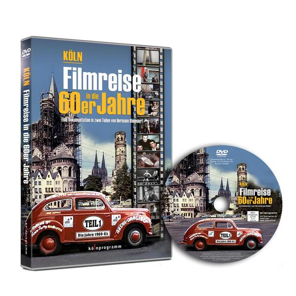 Köln: Filmreise in die 60er Jahre - Coverbild