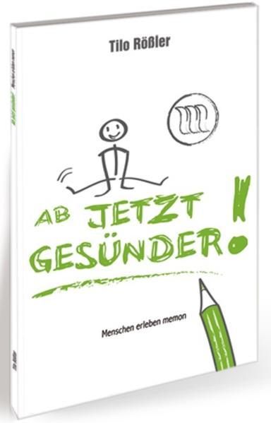 AB JETZT GESÜNDER - Coverbild