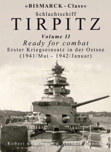 Schlachtschiff TIRPITZ Volume II - Coverbild