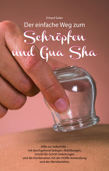 Schröpfen und Gua Sha - Coverbild