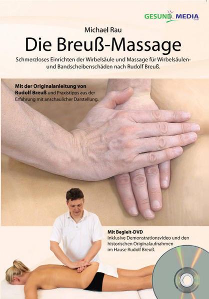 Die Breuß-Massage - Coverbild