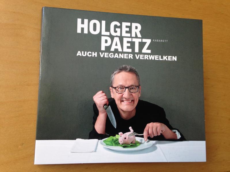 Auch Veganer verwelken - Coverbild