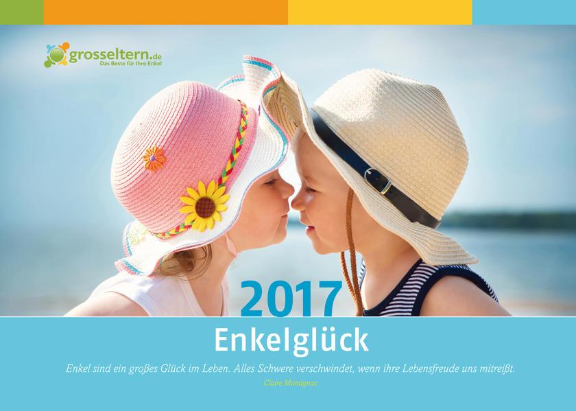 grosseltern.de Kalender 2017 - Coverbild