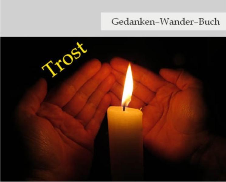 Gedanken-Wander-Buch Trost - Coverbild