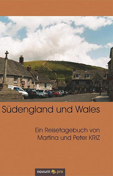 Südengland und Wales - Coverbild