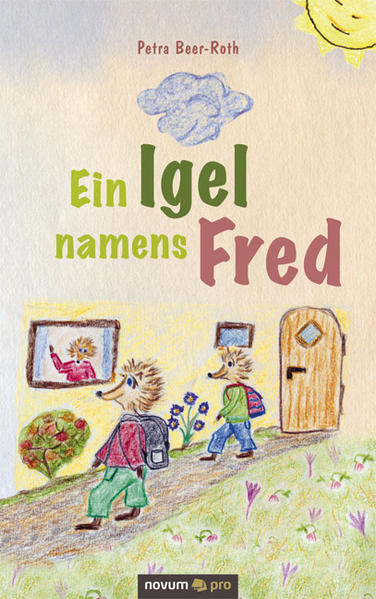 Ein Igel namens Fred - Coverbild