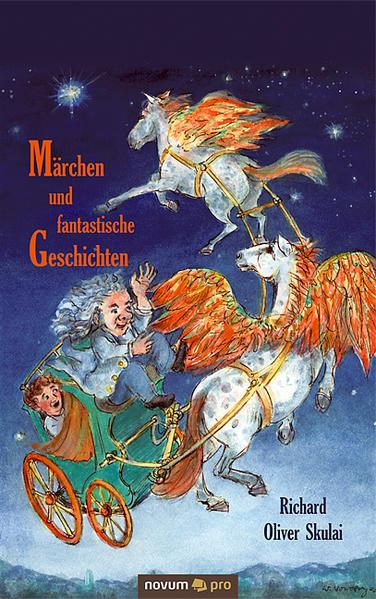 Märchen und fantastische Geschichten - Coverbild