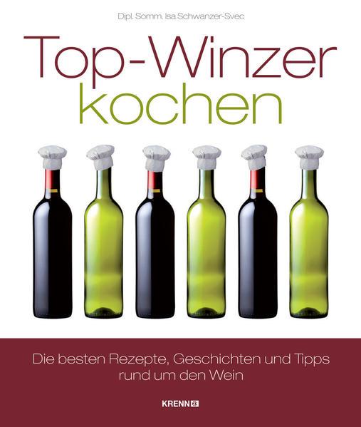 Top-Winzer kochen - Coverbild