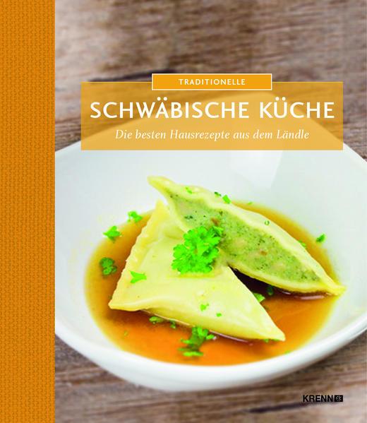 Traditionelle schwäbische Küche - Coverbild