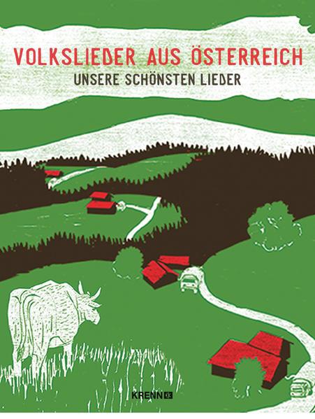 Volkslieder aus Österreich - Coverbild