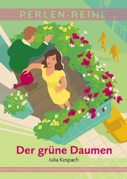 Der grüne Daumen - Coverbild