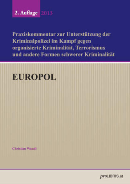 EUROPOL - Coverbild