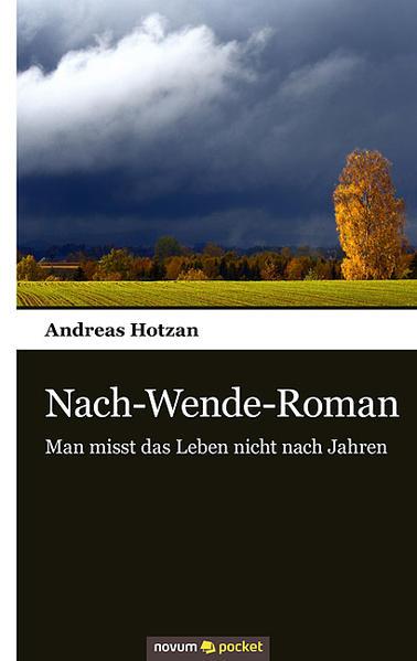 Nach-Wende-Roman - Coverbild