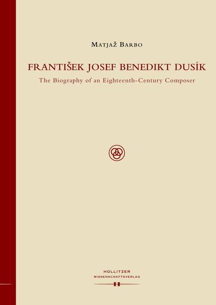 Frantisek Josef Benedikt Dusik - Coverbild