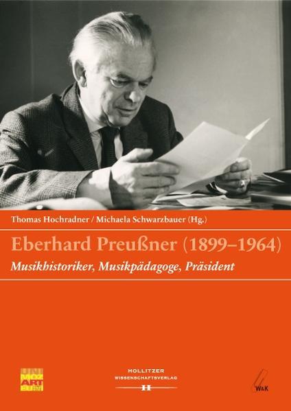 Eberhard Preußner (1899-1964) - Coverbild