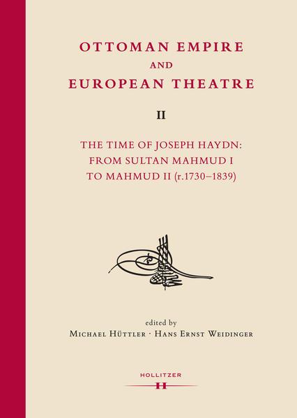 Ottoman Empire and European Theatre Vol. II - Coverbild