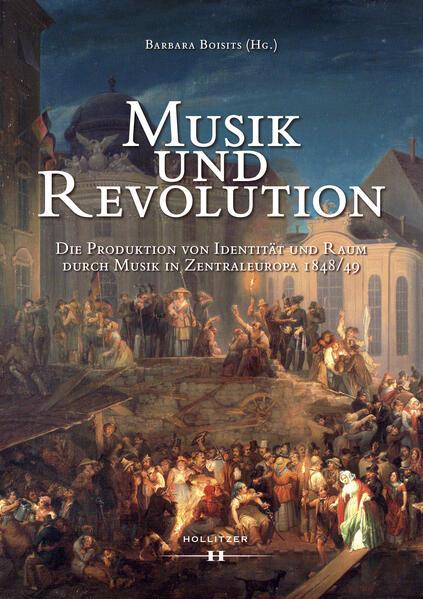 Musik und Revolution - Coverbild