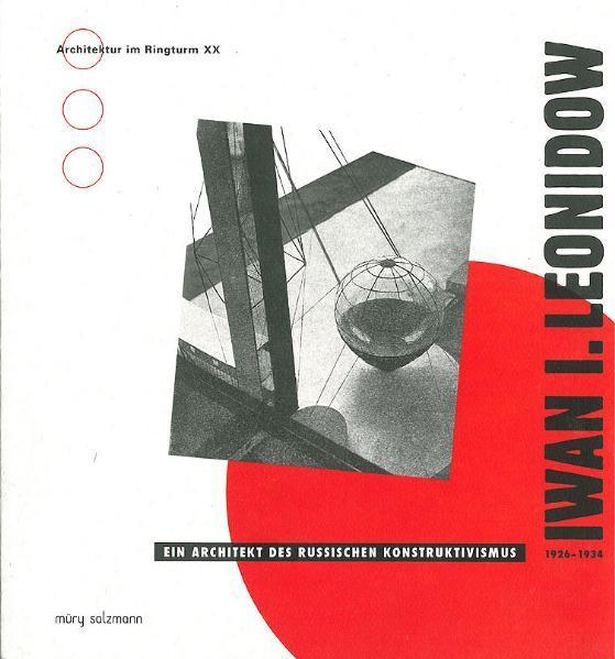 Leonidov - Coverbild